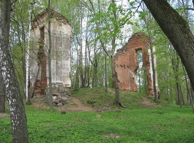 Памятники Логойска