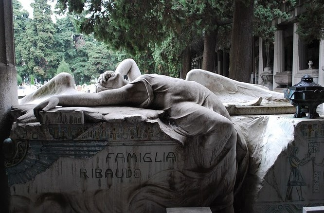 Разновидности ритуальных скульптур, которые устанавливаются на могилу