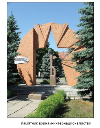 Памятники Буда-Кошелево