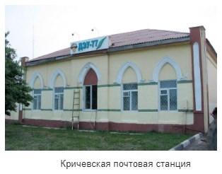 Памятники Кричева